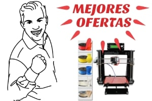 mejores ofertas impresoras 3D